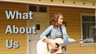 What About Us - Pink - Jordyn Pollard cover