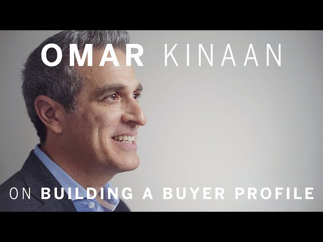 Building a Buyer Profile | How Letting Go of the Wrong Buyer Can Lead You to the Right One