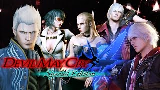 Devil May Cry 4 Special Edition - Gameplay Trailer