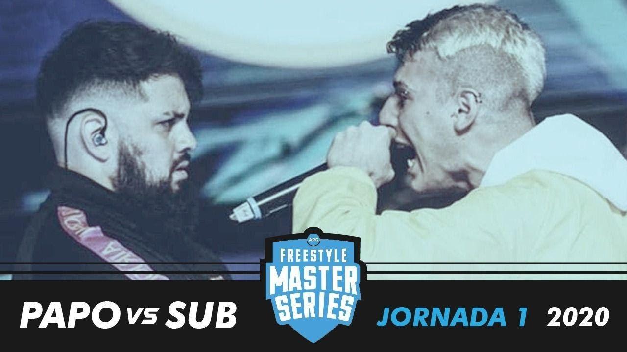 PAPO vs SUB REACCION en directo   FMS Argentina J1