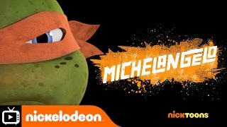 Teenage Mutant Ninja Turtles | Mikey Spotlight | Nickelodeon UK