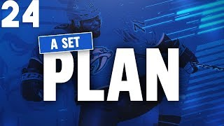 "NHL 19 - A Set Plan HUT Road To Glory #24 ""A Bold Face Lie?"""