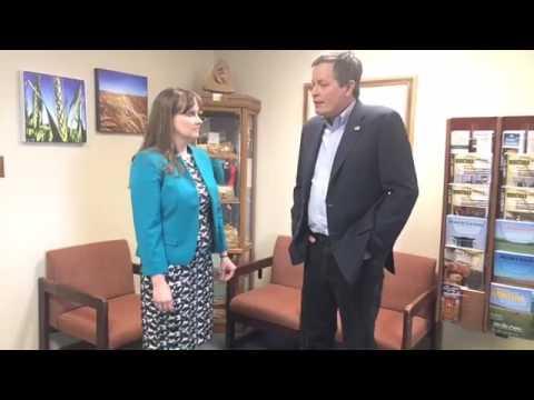 LIVE update with Senator Steve Daines