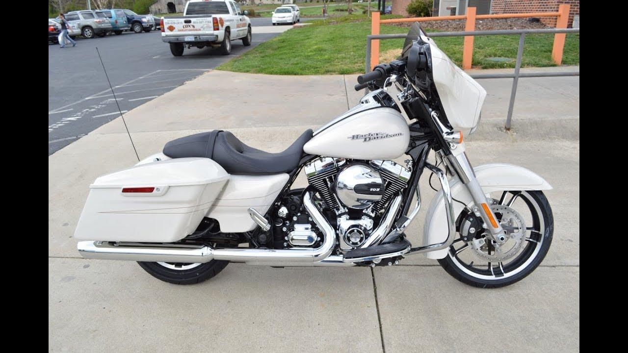 SOLD! 2014 Harley-Davi...