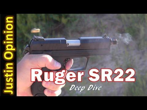 Ruger SR22 Deep Dive