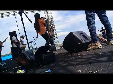 SERA ~ SELAMAT JALAN KAWAN - FIBRI VIOLA LIVE WADUK KALI BENING 2018 BY.FANS SERA