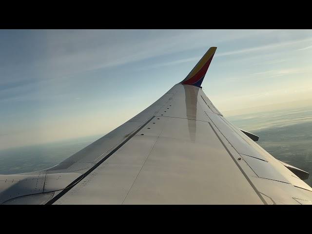 Southwest Airlines Full Flight: Columbus - Nashville (via Chicago Midway)