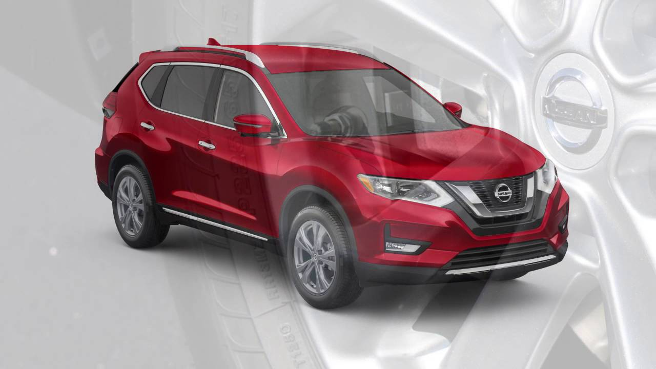 Nissan Rogue Owners Manual: Run-flat tires (if so equipped)