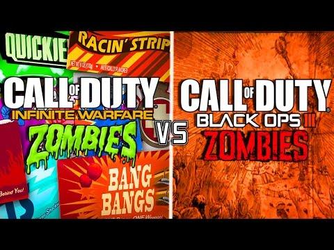 5 Reasons Infinite Warfare Sucks VS Treyarch Zombies (Call of Duty Zombies)
