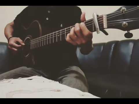 Anggun  mimpi  gitar