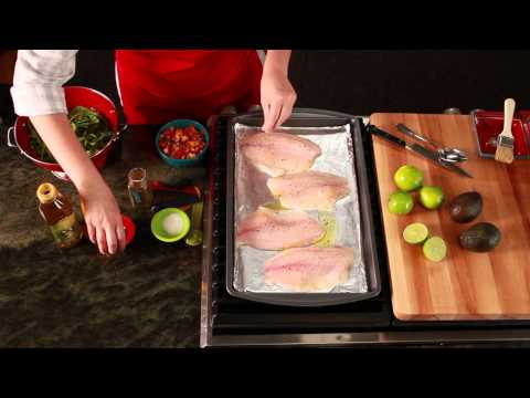H-E-B Seafood Tutorial: How to Make Oven Baked Tilapia