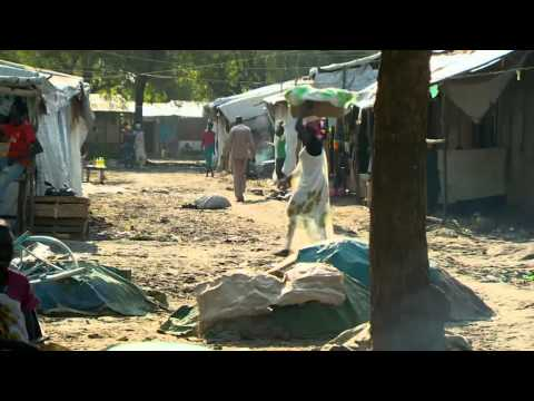 The town in South Sudan where new residents are struggling to cope