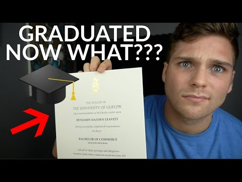 College Graduation Advice (What to Do After College)