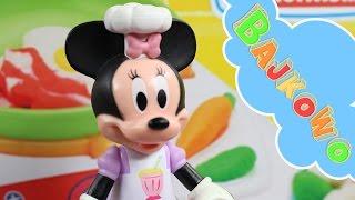 Kurs gotowania | Mini i Daisy | Myszka Minnie & Play-Doh | Bajki dla dzieci