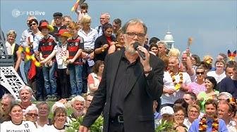 12.06.2016 Fernsehgarten - Wolfgang Trepper über die EM