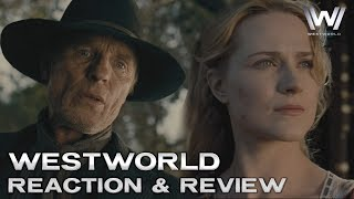Westworld Season 2 Episode 9 - Explained and Review (Spoilers)