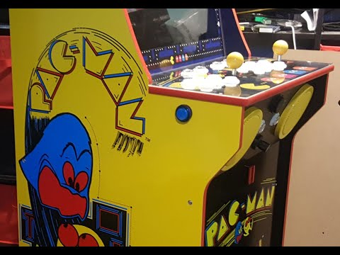 Arcade1Up Pacman to Hyperspin MAME Part 1 from Phreakwar PC Custom Builds