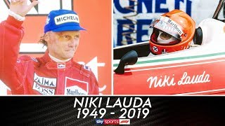 Remembering Niki Lauda | Ted Kravitz pays tribute to an F1 legend