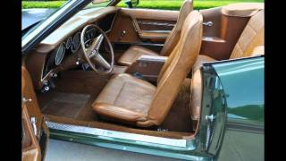 1971 Ford Mustang Convertible Classic Muscle Car for Sale in MI Vanguard Motor Sales