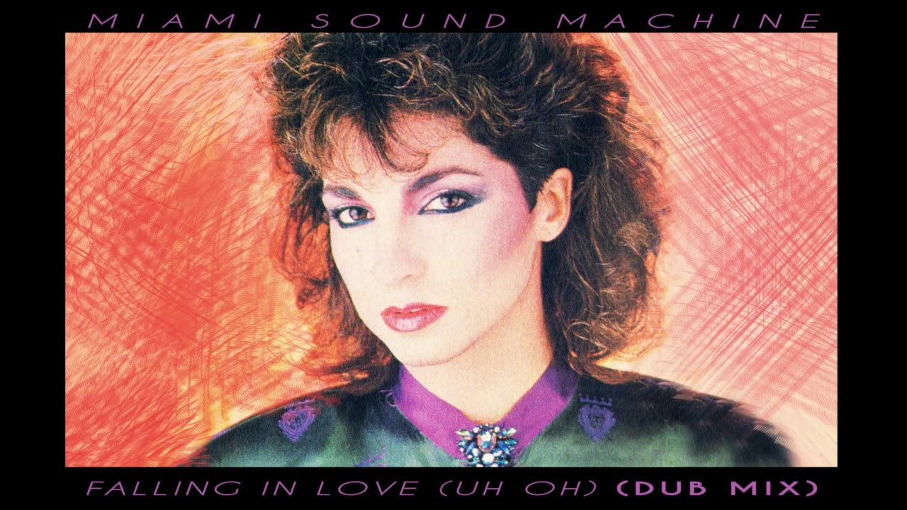 Miami Sound Machine - Falling In Love (Uh Oh) - Live