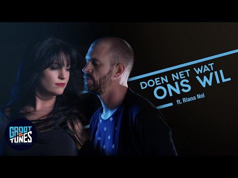 Die Heuwels Fantasties – Doen Net Wat Ons Wil ft. Riana Nel (Amptelike Musiekvideo)