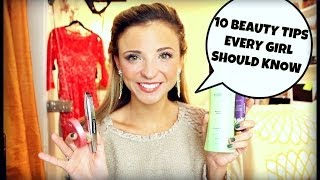 One of Dani Austin's most viewed videos: 10 Beauty Tips Every Girl Should Know | Hair, Makeup, & Nails