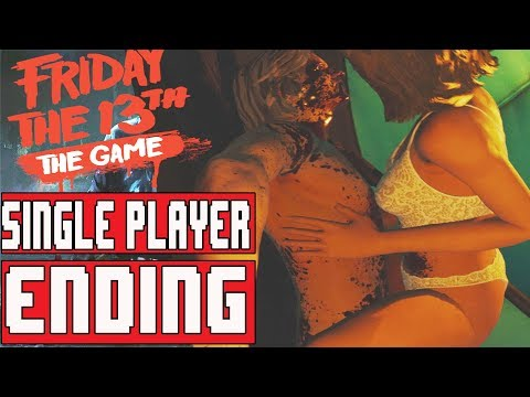FRIDAY THE 13th THE GAME Single Player Ending