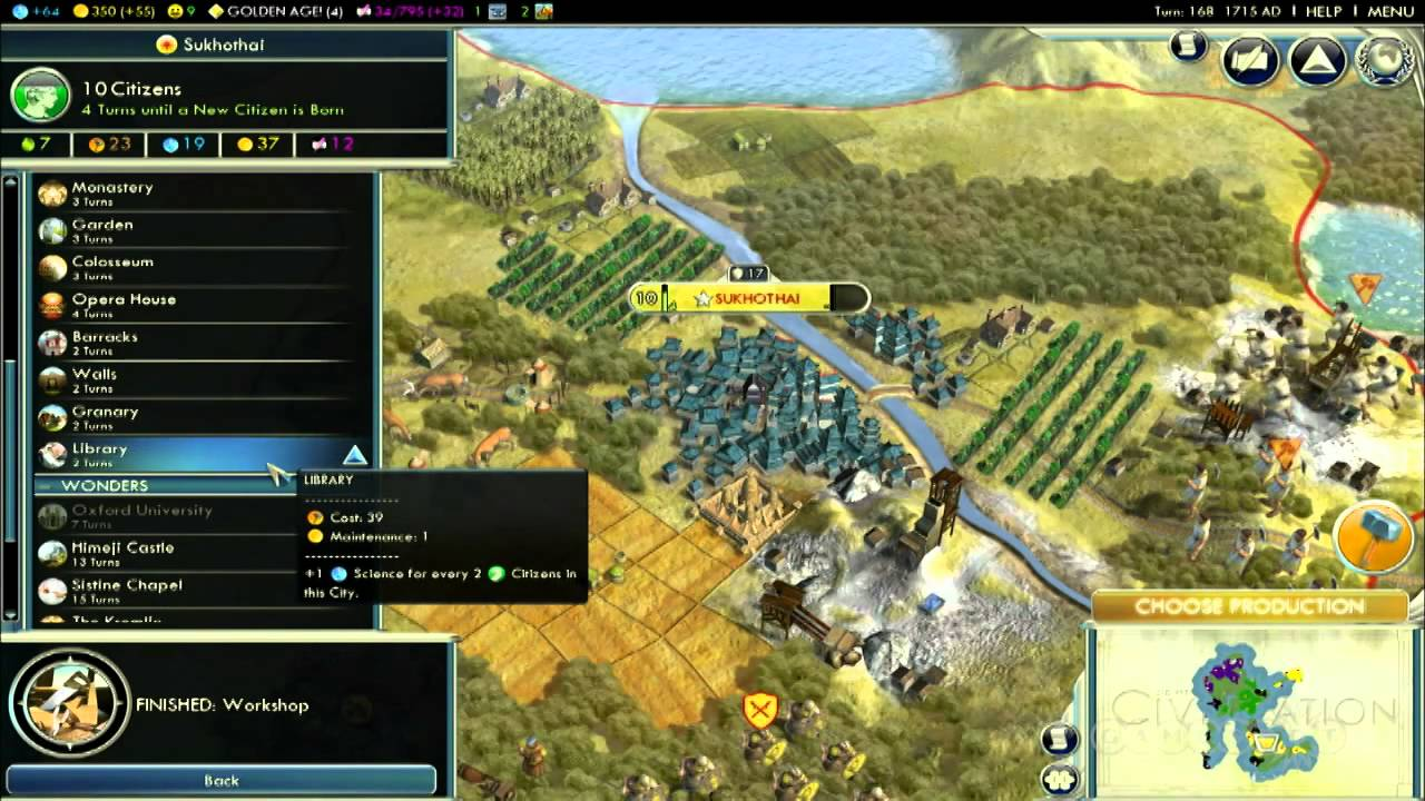 Sid Meier's Civilization V Video Review