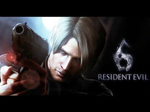 Resident Evil 6 Remastered All Cutscenes (Leon Edition) Game Movie 1080p 60FPS HD