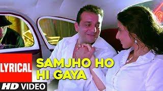 Samjho Ho Hi Gaya Lyrical Video Song   Lage Raho Munnabhai   Sanjay Dutt, Arshad Warsi