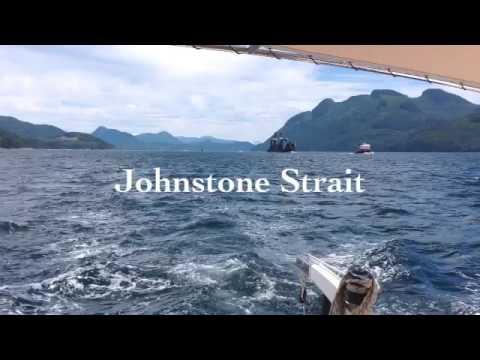 Vancouver Island Circumnavigation 2016