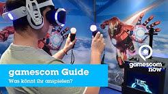 Wo gibt es die besten Spiele der gamescom? - Unser Stände-Guide zur #gamescom2019