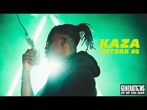 Youtube: Kaza – HRTBRK 5 (Live Generations)