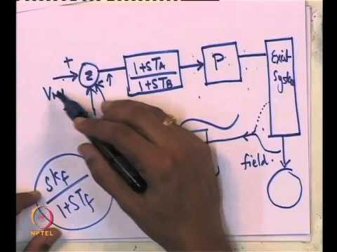 Mod-01 Lec-27 Excitation System Modeling. Automatic Voltage Regulator (Contd.)