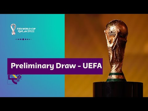 Preliminary Draw – UEFA | FIFA World Cup Qatar 2022