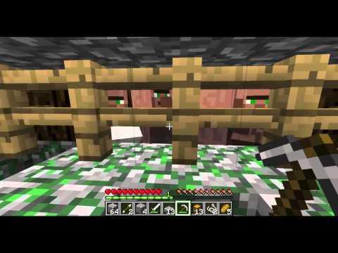 "Minecraft Mindcrack Ep11 - ""Gym, Tan, Emeralds"""