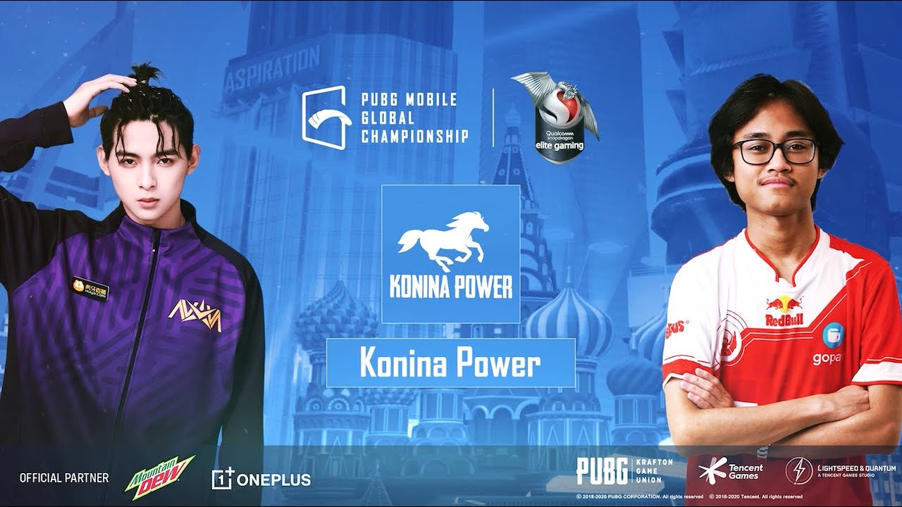 PUBG MOBILE GLOBAL CHAMPIONSHIP - Konina Power interview