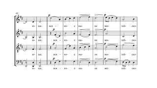 П. И. Чайковский ''Херувимская песнь'' №2 (9 духовно - музыкальных сочинений)