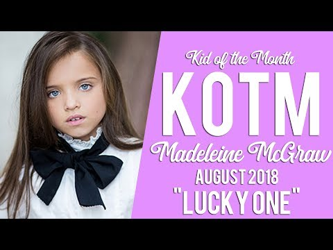 maddy mcgraw  the lucky one KOTM  August 2018