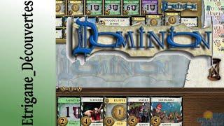 [Browser Game] Dominion Online - Jouez à ce jeu, là, maintenant, tout de suite