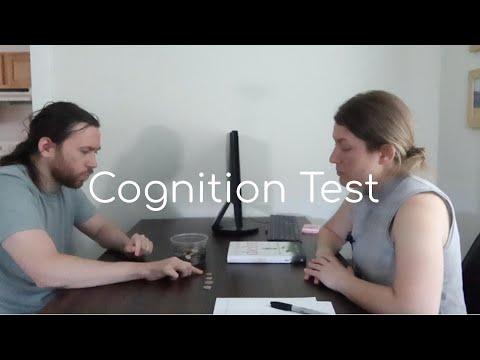 Cognitive Behavior, Memory & Critical Thinking Exam - Real Person ASMR