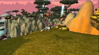 Green Wind Rider - World of Warcraft Mounts - Templariusze