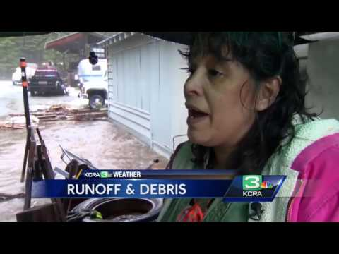 Calaveras Co. Residents Worry About Creek Flooding