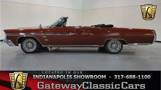 1963 Pontiac Bonneville Convertible - Gateway Classic Cars Indianapolis - #259 NDY