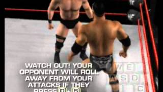 WWE Raw 2007 How to play