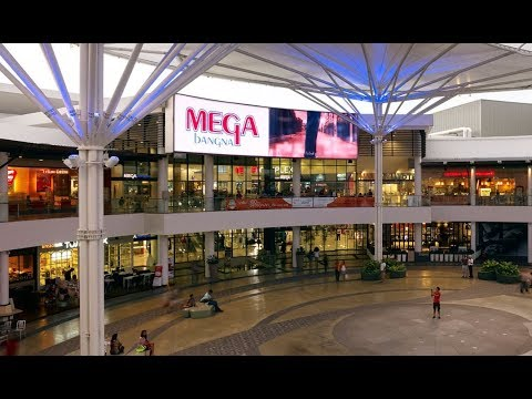 MEGA BANGNA - Bangkok's MEGA Mall With Over 800 Stores
