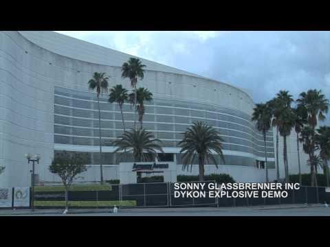 Amway Arena Implosion 3-25-12 Protec / implosionworld.com