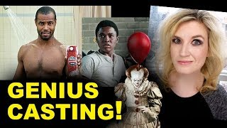It Chapter 2 Cast - Isaiah Mustafa is Adult Mike