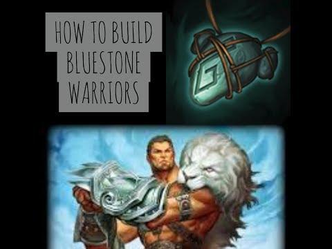 [MM] fineokay - How to Build Bluestone/Ability Based WARRIORS!