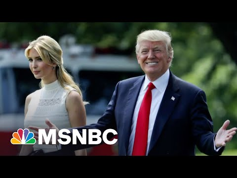 'Like The Mob': Trump In Trouble As Family Member Floats Ivanka Flipping